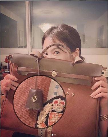 Song Hye Kyo tận hưởng thời gian nghỉ ngơi nhưng lại dấy lên tin đồn bầu bí nhờ chi tiết này - Ảnh 5.