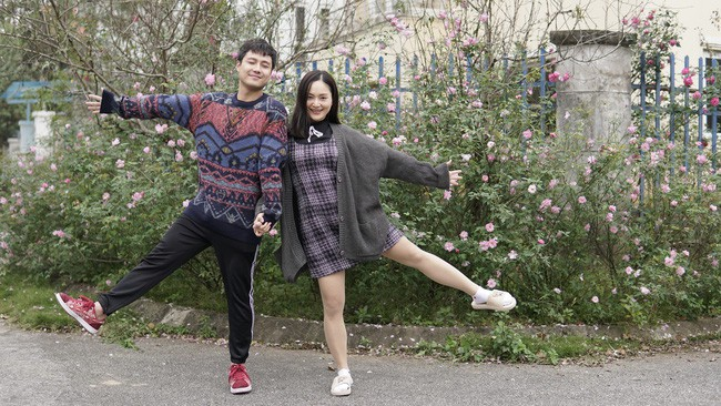 Nàng dâu order - phim Việt có cách biệt tuổi tác khủng nhất: Nữ chính hơn nam chính 8 tuổi, bố nam chính yêu người đáng tuổi con mình - Ảnh 2.
