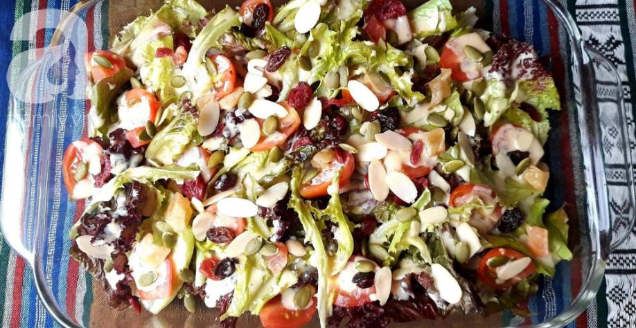 Có công thức xốt trộn salad đa năng này, bạn ăn món salad nào cũng ngon miễn bàn! - Ảnh 4.