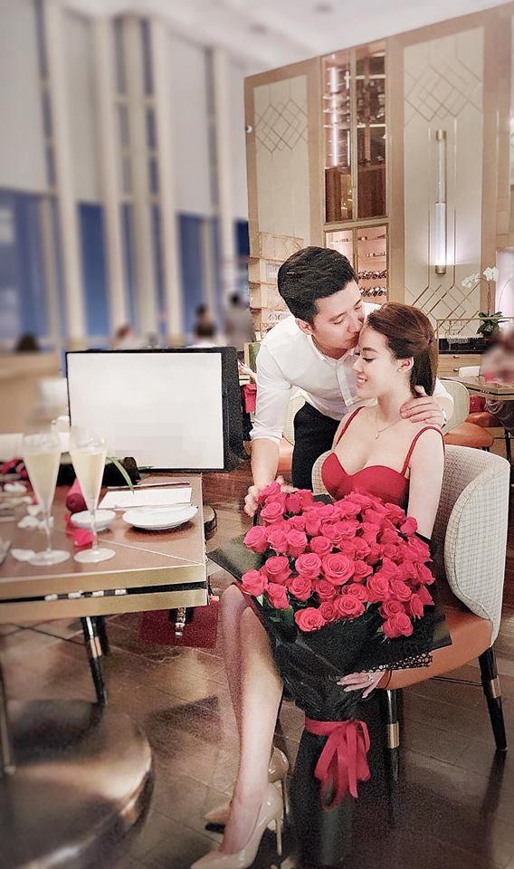 Chia tay con trai nghệ sĩ Hương Dung, nữ giảng viên xinh đẹp được bạn trai mới cưng chiều như thế này - Ảnh 6.