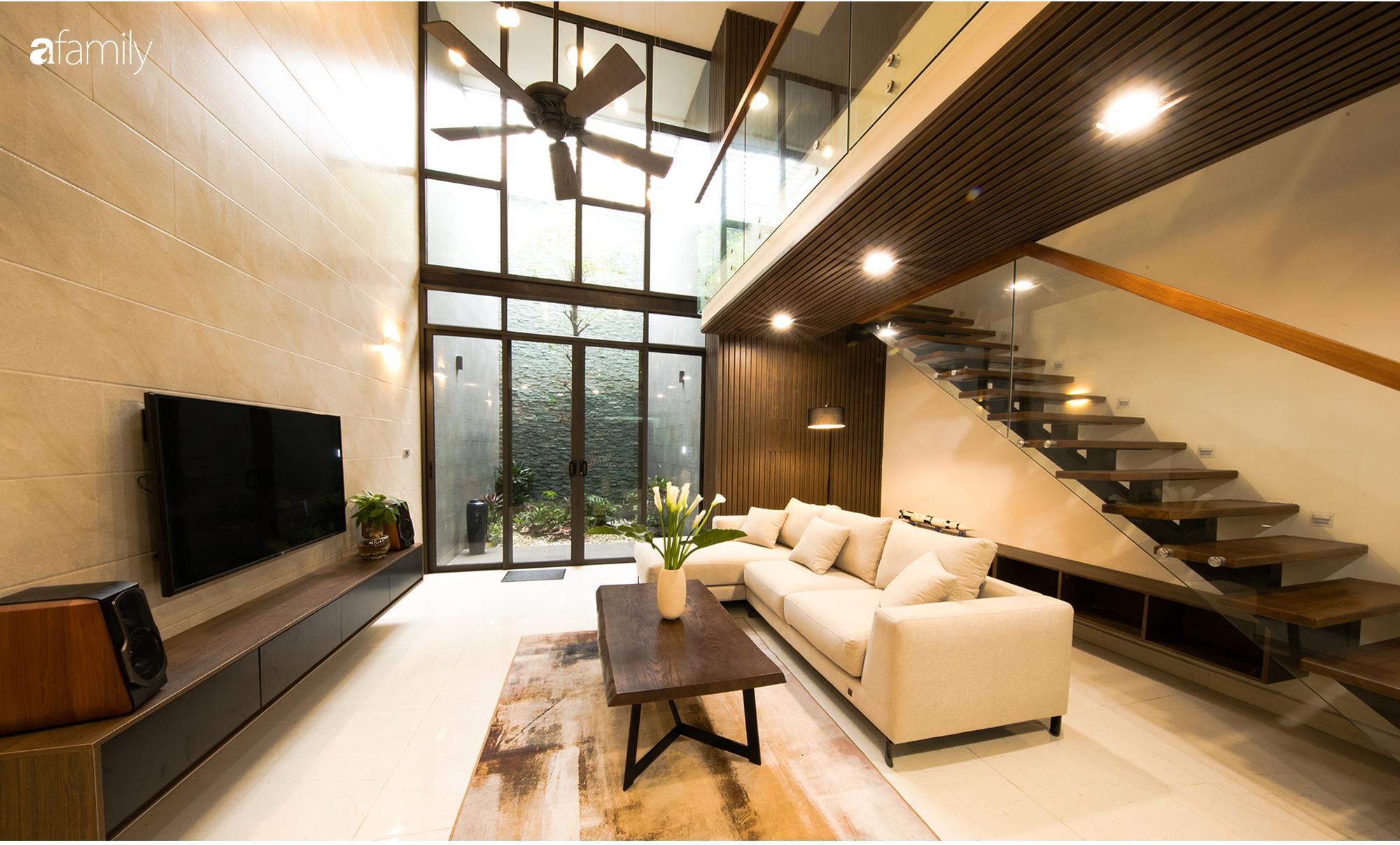 Chàng trai Hà Nội độc thân và ngôi nhà 83m² nhiều góc sân, khoảng trời lãng mạn khiến ai nhìn cũng muốn ở - Ảnh 9.
