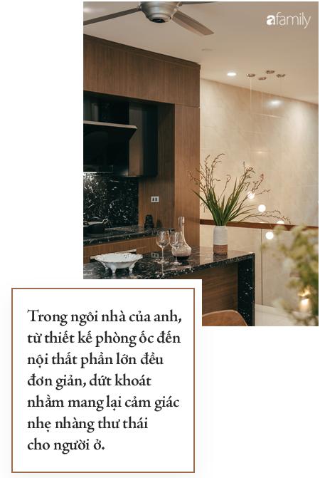 Chàng trai Hà Nội độc thân và ngôi nhà 83m² nhiều góc sân, khoảng trời lãng mạn khiến ai nhìn cũng muốn ở - Ảnh 10.