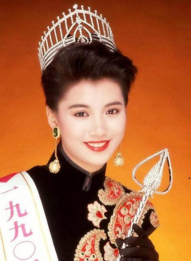 """Viên Vịnh Nghi thời thiếu nữ như tiên tử thế này, hỏi sao Trương Trí Lâm có nhiều """"vệ tinh"""" vây quanh, vẫn một mực chung thủy đến giờ - Ảnh 1."""