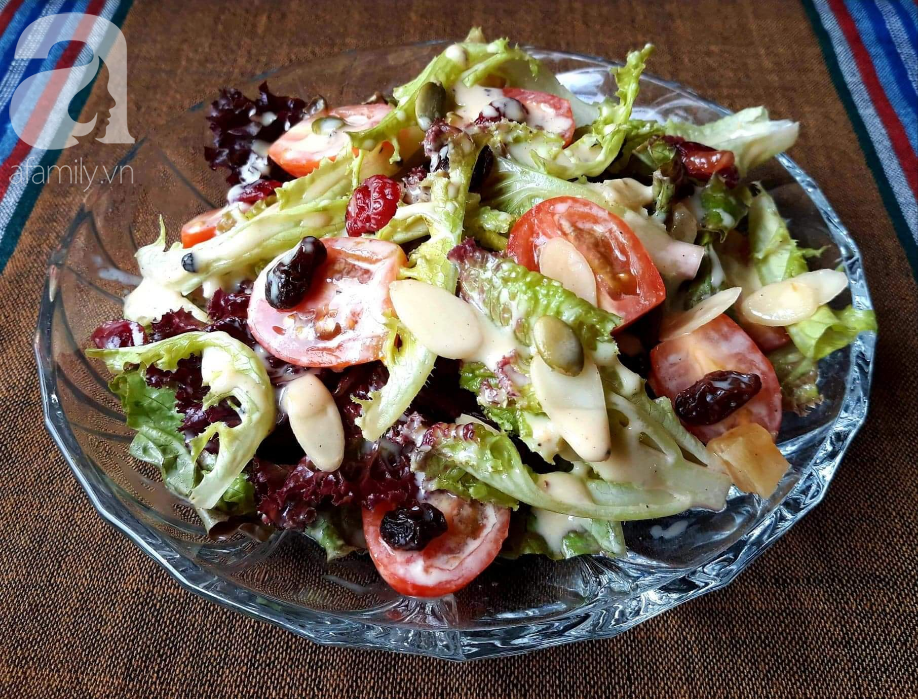 Có công thức xốt trộn salad đa năng này, bạn ăn món salad nào cũng ngon miễn bàn! - Ảnh 5.