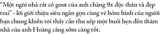 Chàng trai Hà Nội độc thân và ngôi nhà 83m² nhiều góc sân, khoảng trời lãng mạn khiến ai nhìn cũng muốn ở - Ảnh 1.