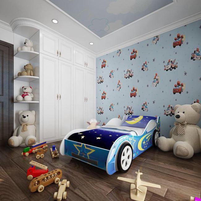 Ngắm phòng ngủ của nhóc tỳ nhà sao Việt: Phòng con Đan Trường rất hoành tráng nhưng khủng nhất là tiểu thư nhà Diệp Lâm Anh - Ảnh 4.
