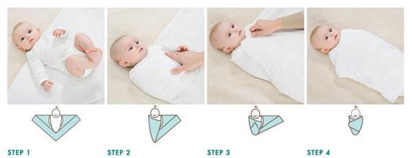 Muốn bé sơ sinh ngủ ngoan, mẹ cứ làm theo 7 cách này, đảm bảo bé sẽ ngủ tít y như hồi còn trong bụng mẹ - Ảnh 4.