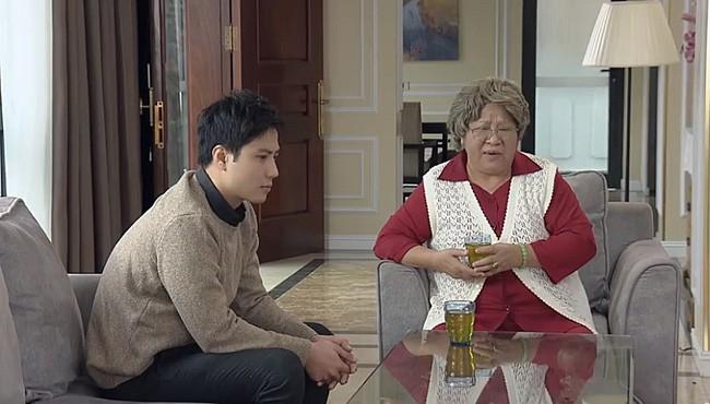 Nàng dâu order tập 3: Lan Phương bỏ về nhà mẹ đẻ có xin phép đàng hoàng, vừa đi khỏi bà nội đã nói thế này - Ảnh 3.