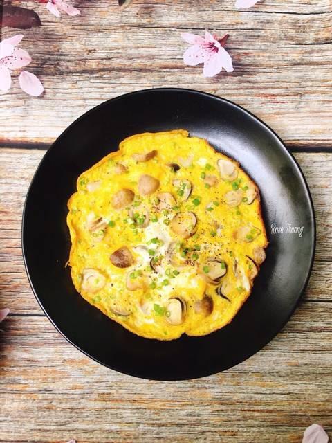 2 món trứng làm nhanh ăn ngon cho bữa tối thêm phong phú - Ảnh 6.