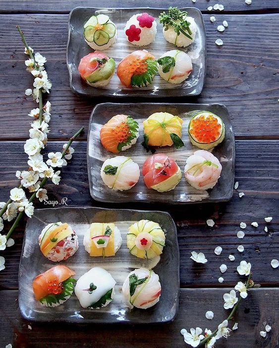 Có những cách làm sushi đẹp đến nao lòng chẳng nỡ ăn, chính bạn cũng có thể làm được - Ảnh 2.