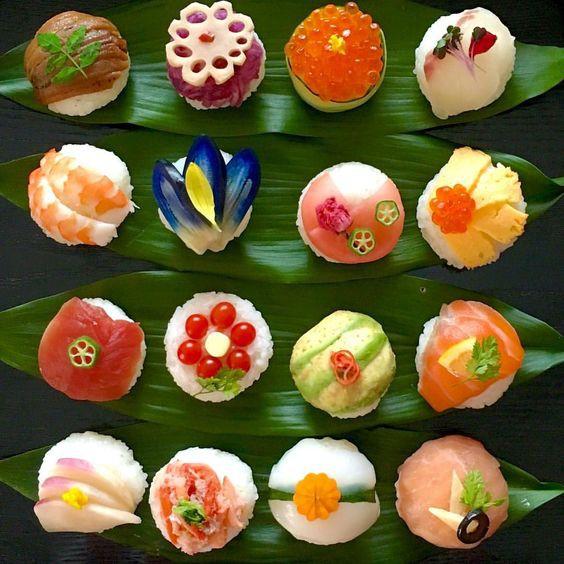 Có những cách làm sushi đẹp đến nao lòng chẳng nỡ ăn, chính bạn cũng có thể làm được - Ảnh 1.