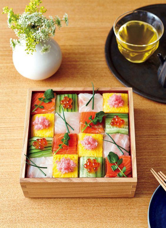 Có những cách làm sushi đẹp đến nao lòng chẳng nỡ ăn, chính bạn cũng có thể làm được - Ảnh 6.