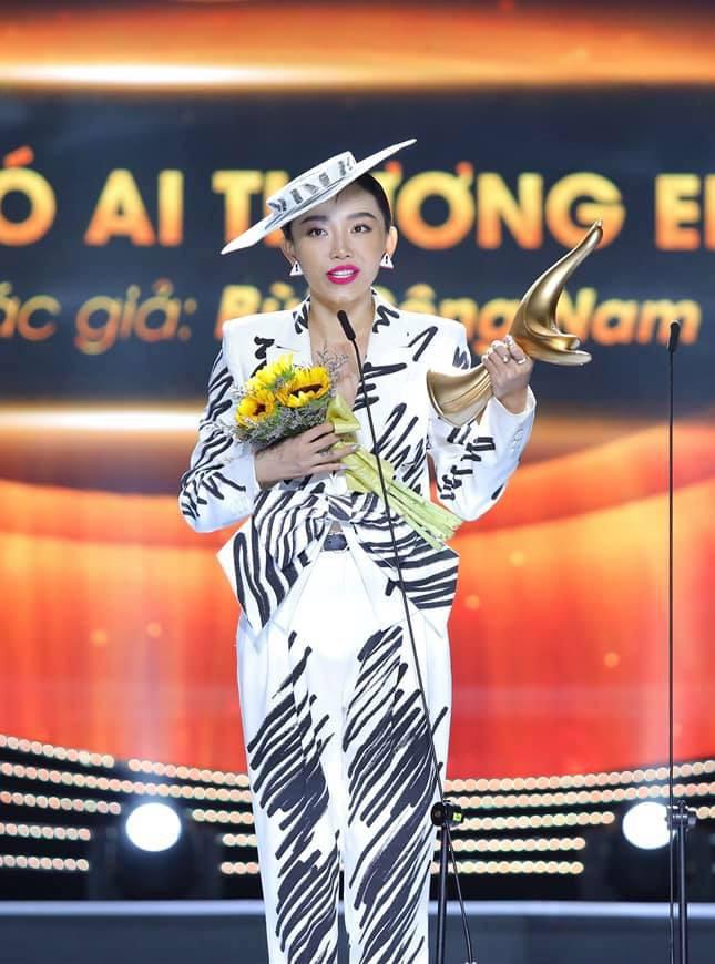 Cống Hiến 2019: Đỗ Mỹ Linh muối mặt vì gọi nhầm Hà Anh Tuấn thành nữ ca sĩ - Ảnh 5.