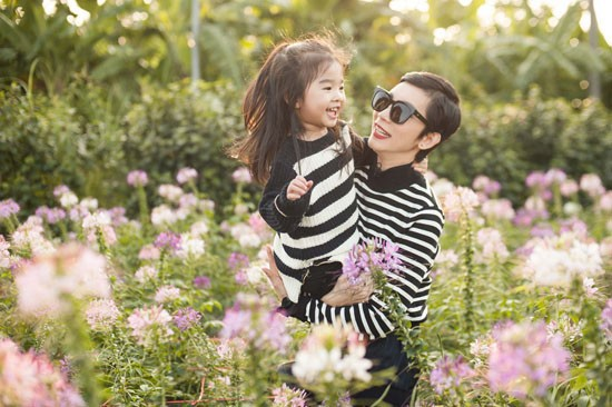 Xuân Lan: Làm mẹ đơn thân với bao thăng trầm, cay đắng - Ảnh 4.