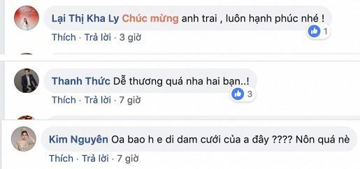 Diễn viên Quý Bình nói gì trước tin đồn chuẩn bị kết hôn sau chuyện tình cảm với Lê Phương? - Ảnh 4.