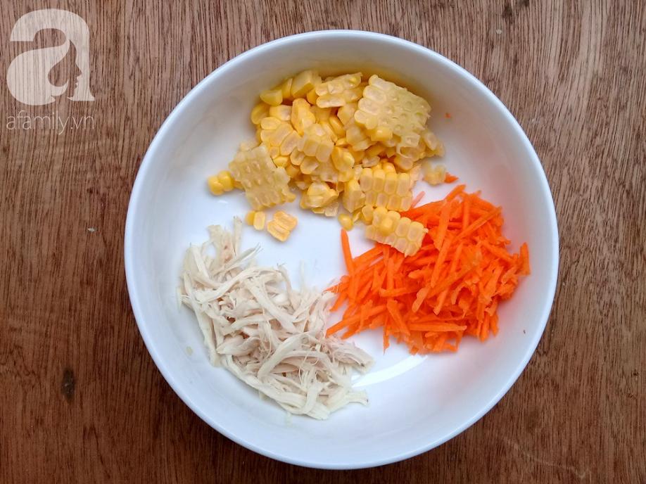 Bữa sáng muốn nhẹ bụng, hãy nấu ngay món súp gà ngon lành mà đủ chất này bạn nhé! - Ảnh 1.