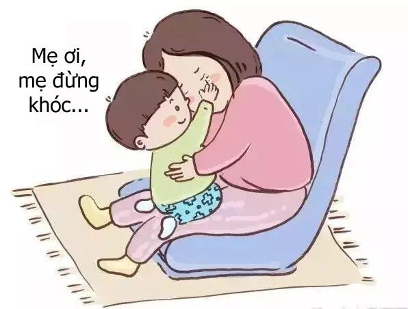 Bộ tranh cho thấy các mẹ nghĩ rằng mình yêu con nhất, nhưng không ngờ rằng bé còn yêu mẹ nhiều hơn thế - Ảnh 13.