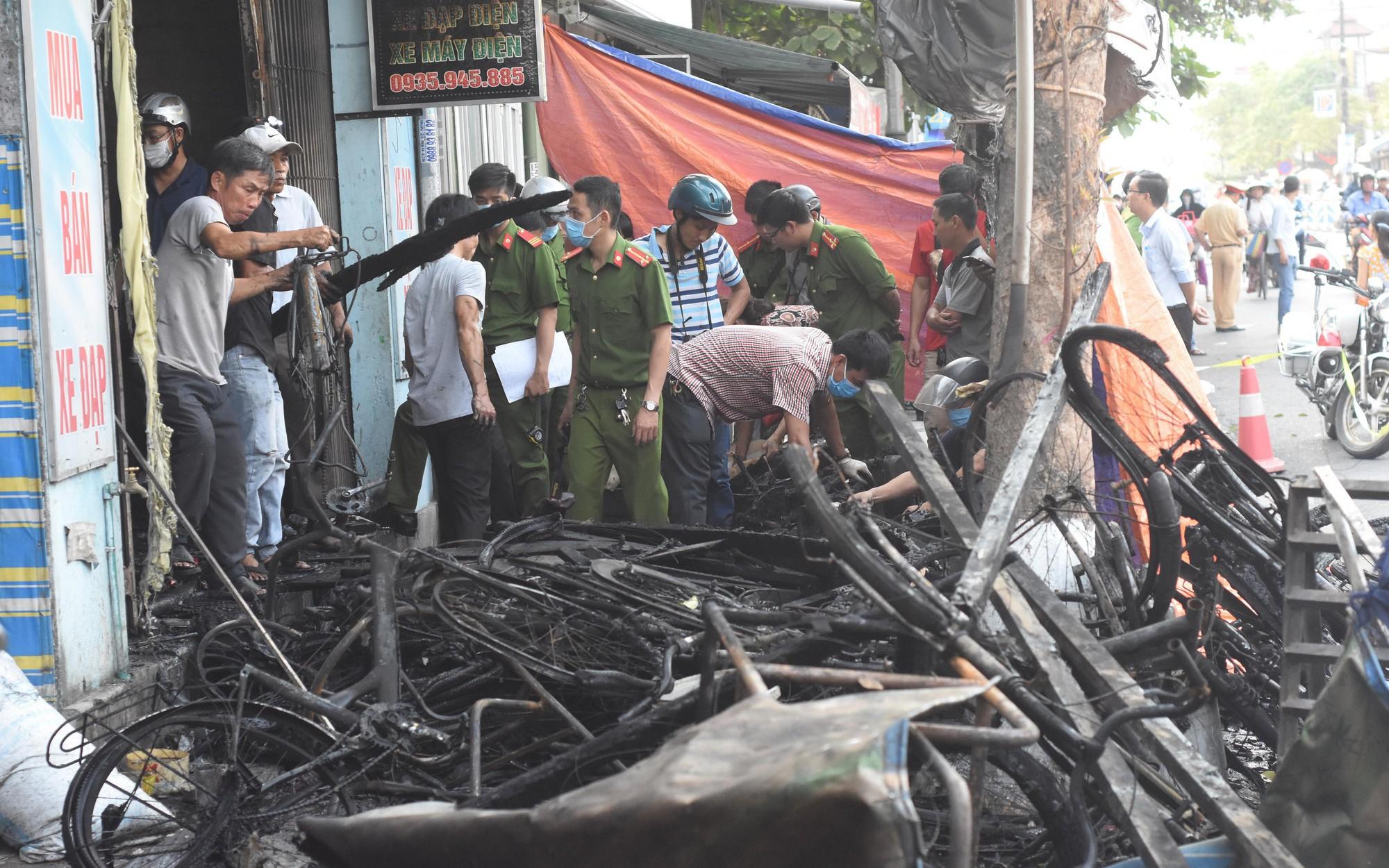 Thừa Thiên Huế: Phát hiện 3 người trong một gia đình chết cháy bên trong ngôi nhà lúc rạng sáng