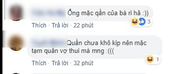 Hari Won khoe chồng vào bếp đảm đang, netizen chỉ soi chiếc quần khác thường của Trấn Thành  - Ảnh 3.