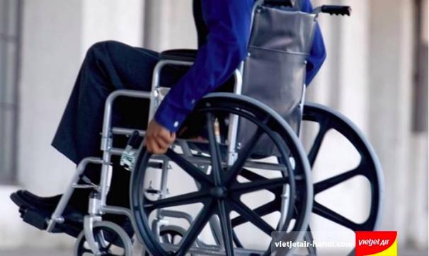 Bị tố phân biệt đối xử với người khuyết tật, Vietjet Air lên tiếng về việc không cung cấp dịch vụ, hoàn lại vé máy bay cho hành khách khuyết tật - Ảnh 1.