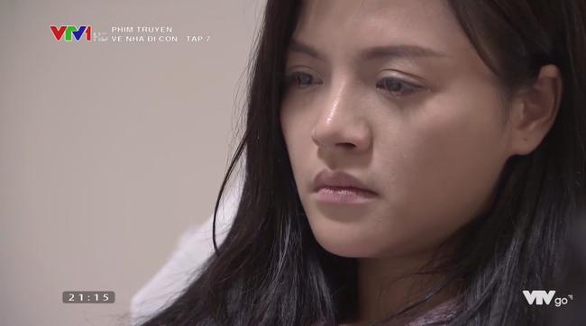 Cười ngất với phiên bản My Sói nhập chị Huệ Thu Quỳnh trong Về nhà đi con - Ảnh 1.