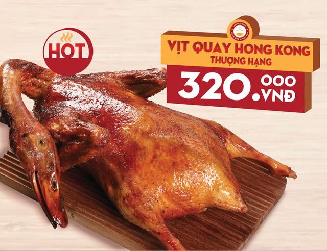"""Khám phá """"Bộ sưu tập"""" vịt đủ món mang đậm phong cách Hong Kong fusion - Ảnh 2."""