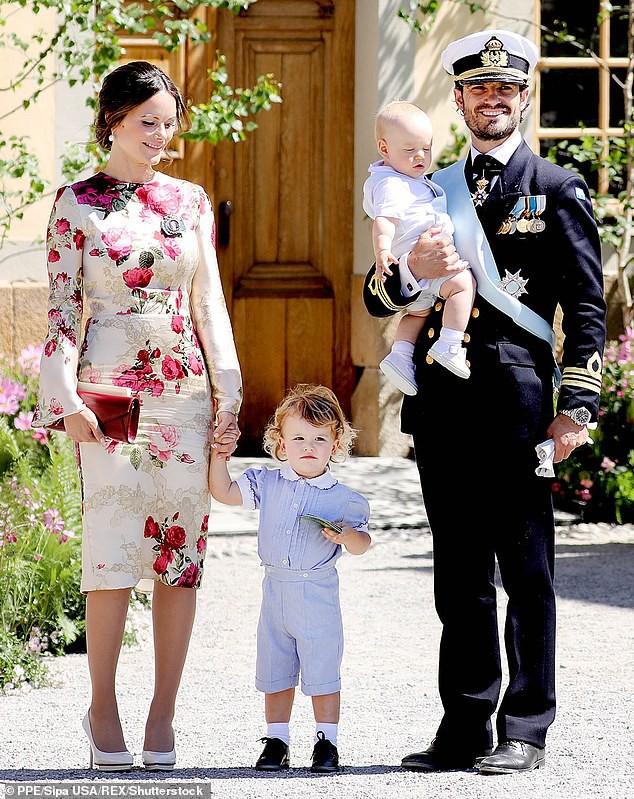 Không chỉ Hoàng gia Anh, thế giới còn có một vị hoàng tử bé vô cùng đáng yêu và lí lắc vừa mới đón sinh nhật tròn 3 tuổi - Ảnh 2.