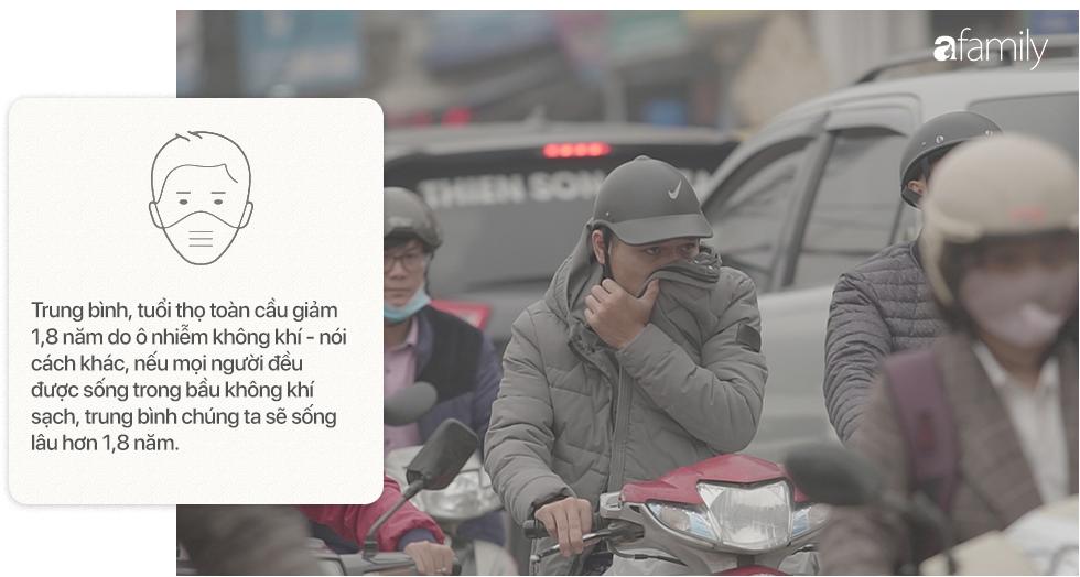 Chất lượng không khí Việt Nam rơi vào vùng cam: Đeo khẩu trang ít tác dụng, trẻ nhỏ là đối tượng bị ảnh hưởng nhất - Ảnh 14.