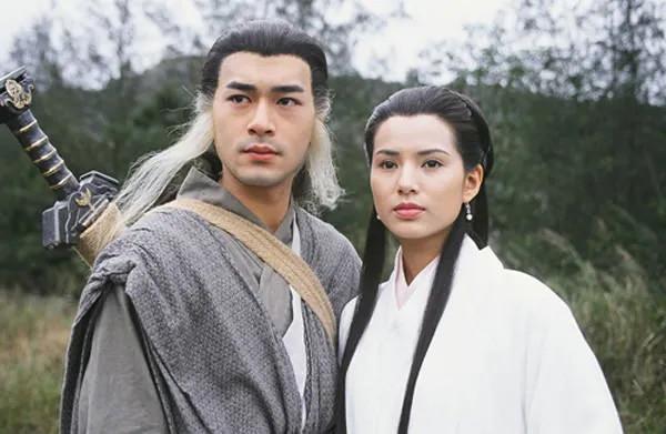 Cổ Thiên Lạc và Lý Nhược Đồng: Dương Quá và Cô Long đi vào huyền thoại vì quá đẹp nhưng nhan sắc đối nghịch tuổi xế chiều - Ảnh 1.