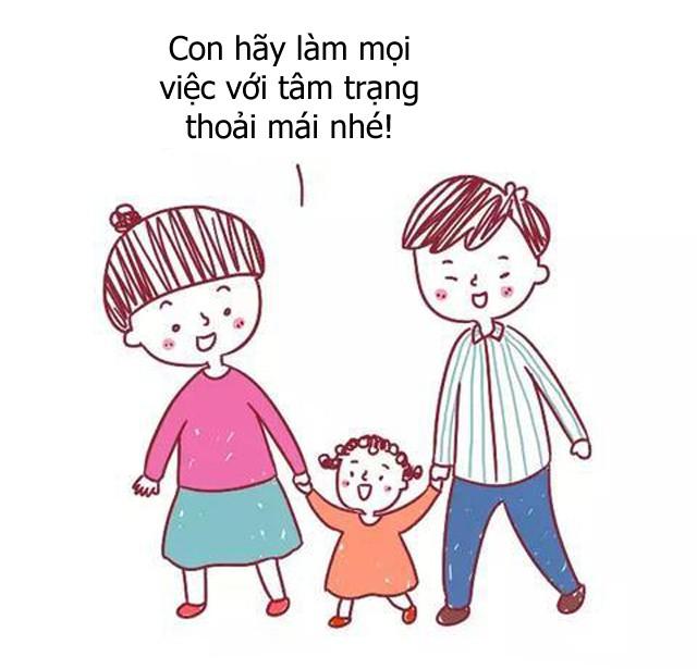 Bộ tranh hài hước về sự khác biệt giữa cách giáo dục con của cha mẹ bình thường và cha mẹ thông minh, ai xem cũng phải gật đầu đồng tình - Ảnh 16.