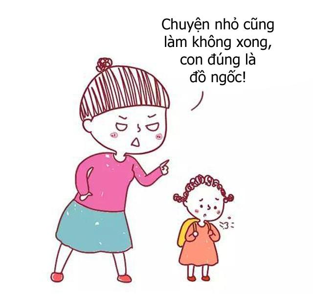Bộ tranh hài hước về sự khác biệt giữa cách giáo dục con của cha mẹ bình thường và cha mẹ thông minh, ai xem cũng phải gật đầu đồng tình - Ảnh 7.