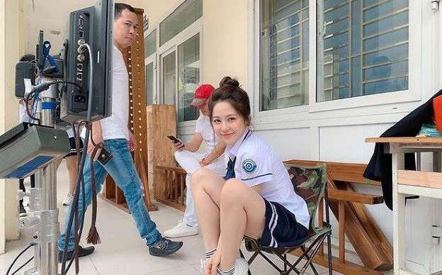 Vướng scandal clip nóng, Trâm Anh bị cắt vai diễn, gây thiệt hại 300 triệu đồng cho ca sĩ Nhật Thủy  - Ảnh 2.