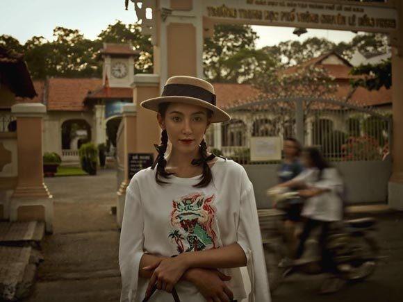Dàn mỹ nhân, tiểu thư tài phiệt showbiz Thái du lịch Việt Nam: Biến TP.HCM, Đà Nẵng và các địa điểm đẹp như phim - Ảnh 12.