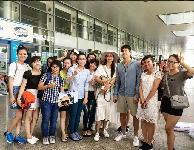 Dàn mỹ nhân, tiểu thư tài phiệt showbiz Thái du lịch Việt Nam: Biến TP.HCM, Đà Nẵng và các địa điểm đẹp như phim - Ảnh 3.