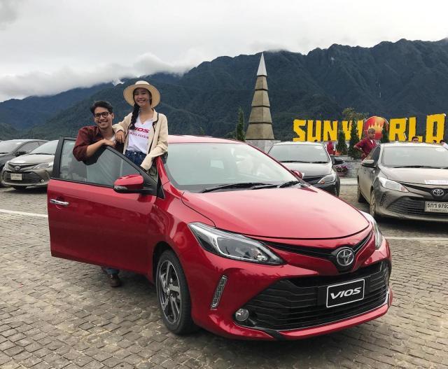 Dàn mỹ nhân, tiểu thư tài phiệt showbiz Thái du lịch Việt Nam: Biến TP.HCM, Đà Nẵng và các địa điểm đẹp như phim - Ảnh 32.
