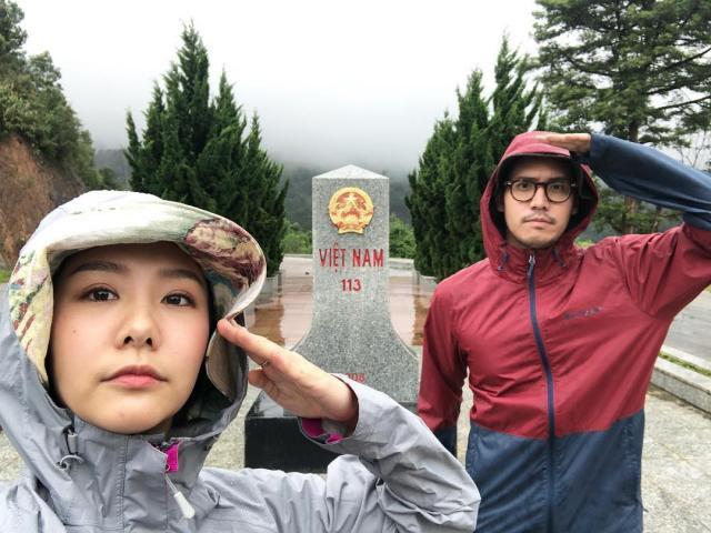 Dàn mỹ nhân, tiểu thư tài phiệt showbiz Thái du lịch Việt Nam: Biến TP.HCM, Đà Nẵng và các địa điểm đẹp như phim - Ảnh 34.