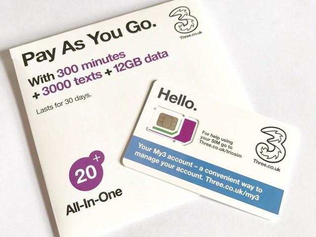 Kinh nghiệm sử dụng điện thoại và sim 3G giá rẻ khi đi châu Âu - Ảnh 3.