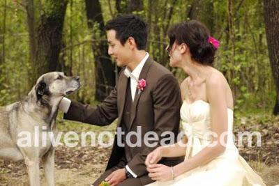 Chuyện tình đẹp Ngô Ngạn Tổ và vợ lai: Từ một bức ảnh bán khỏa thân đến cuộc hôn nhân viên mãn bất chấp thị phi và sóng gió - Ảnh 8.
