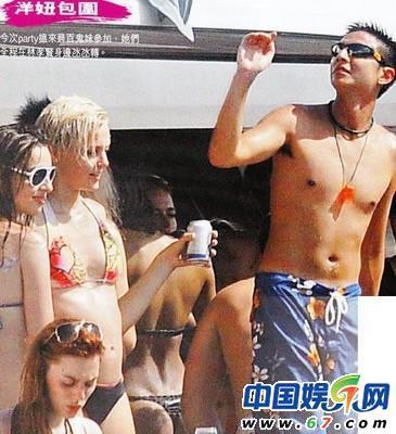 Gia tộc phong lưu nhất Hong Kong: Anh hẹn hò thiếu nữ đáng tuổi cháu, em chuyên săn minh tinh - Ảnh 8.
