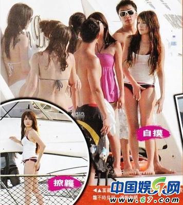 Gia tộc phong lưu nhất Hong Kong: Anh hẹn hò thiếu nữ đáng tuổi cháu, em chuyên săn minh tinh - Ảnh 9.