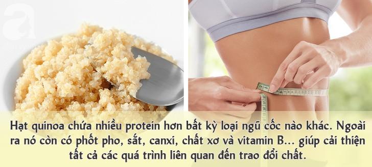 9 loại thực phẩm có tính kiềm giúp bạn giảm mỡ thừa nhanh cực nhanh trong hè này - Ảnh 7.