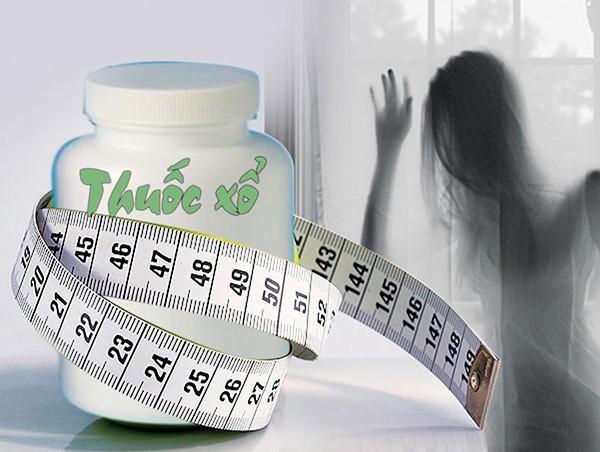 Nhiều chị em mua phải thuốc xổ đội lốt thuốc giảm cân: Sau lời quảng cáo thuốc detox Nhật siêu giảm cân là những nguy hiểm rình rập  - Ảnh 5.