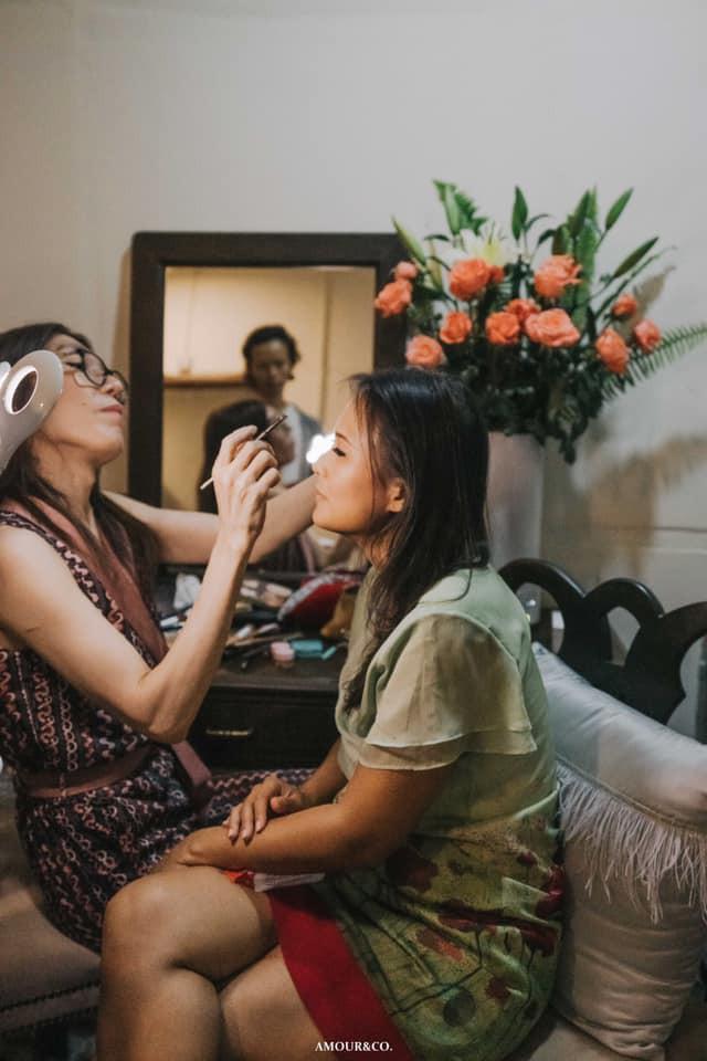 Không còn giấu giếm, chồng cũ Hồng Nhung công khai đã kết hôn và chùm ảnh trong đám cưới lãng mạn cùng vợ mới người Myanmar - Ảnh 4.