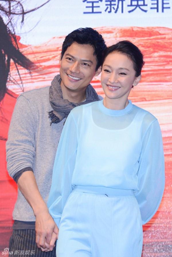 Cả thiên hạ đồn đoán chuyện ly hôn, Châu Tấn vẫn hạnh phúc ngọt ngào bên người đàn ông không phải chồng mình  - Ảnh 4.