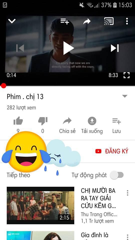 Dù đã xin khán giả đừng quay lén, Chị 13 của Thu Trang vẫn bị tuồn lên YouTube để câu view  - Ảnh 9.
