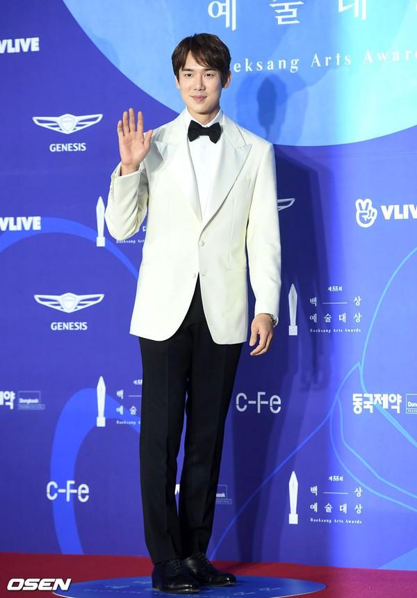 Dàn sao hạng A quyền lực K-biz đổ bộ thảm đỏ Baeksang 2019: Chị đại Kim Hye Soo vẫn là nhất - Ảnh 18.