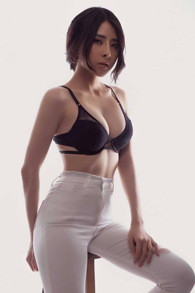HLV hot girl phòng gym có những bức ảnh bốc lửa chia sẻ bí quyết giữ dáng - Ảnh 4.