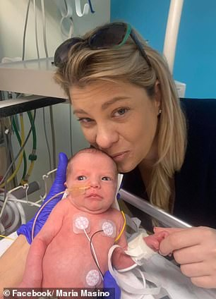 Chuyện khó tin: Mẹ giữ con trong tử cung thêm 6 tuần dù bị vỡ ối từ gần 3 tháng trước - Ảnh 1.