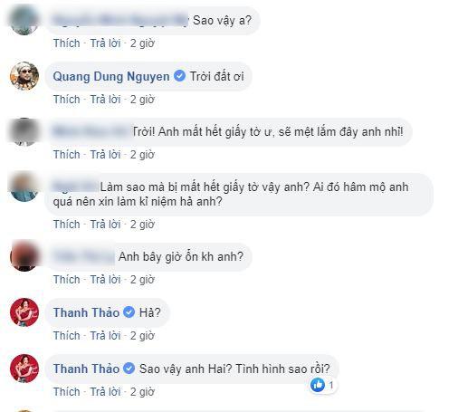 Lam Trường khiến fan lo lắng khi gặp sự cố ở sân bay, không thể bay qua Mỹ hay về Việt Nam được - Ảnh 3.