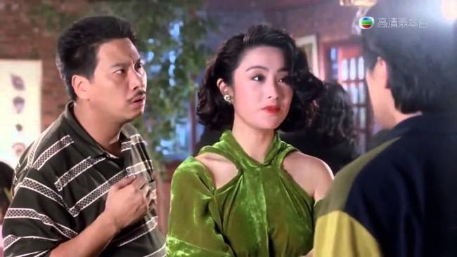 """Cận cảnh nhan sắc thời xuân sắc của """"đệ nhất mỹ nhân"""" phim Châu Tinh Trì: Chỉ một cái chớp mắt hàng triệu đàn ông phải si mê  - Ảnh 4."""
